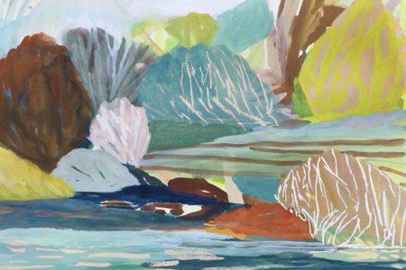 landscape by belynda Henry